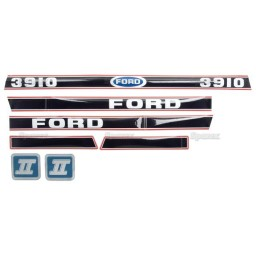 S.12104 Decal Kit, 3910