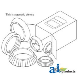 14136A-I - Cone, Tapered Roller Bearing