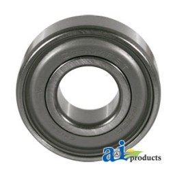 204RR6-I - Bearing, Ball; Cylindical, Round Bore