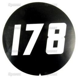 S.2086 Decal Mf-178 -