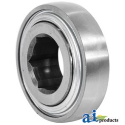 210RRB6-I - Bearing, Ball; Spherical, Hex Bore, Pre-Lube