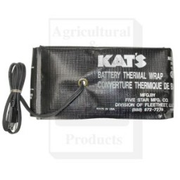 "22200 - Thermal Battery Wrap; 36"", 120V, 80 Watts"