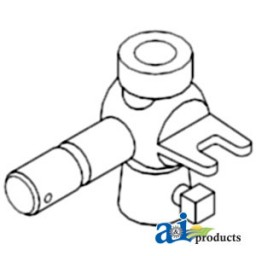 223316 - Duckhead Pivot Assembly, 7/8""