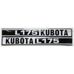 S.23090 Decal- Kubota L175