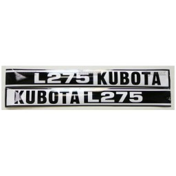 S.23094 Decal- Kubota L275