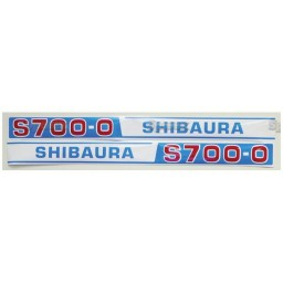 S.23121 Decal- Shibaura S700