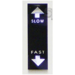 S.23126 Decal- Slow/Fast
