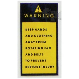 S.23135 Decal- Caution