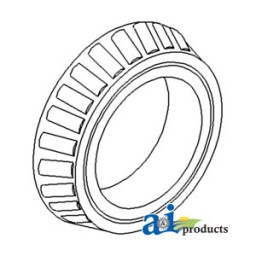 387-I - Cone, Tapered Roller Bearing