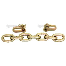 S.41046 Check Chain W/ 2 Clevis