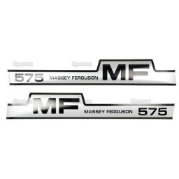 S.41195 Decal Mf-575 - Special Order
