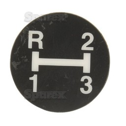 S.41969 Decal - Gear Shift 1682630m1