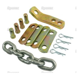 S.42061 Check Chain Assembly, 5 Link, 10mm