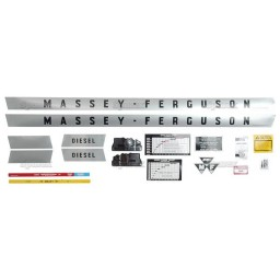 S.60006 Decal Kit, 135, 836931m91
