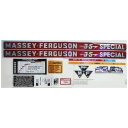 S.60342 Decal Kit, Mf 35 'Special'