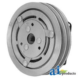 603441 - Clutch - York/Tecumseh Style ( 2 Groove 7 Pulley)