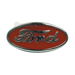 S.60631 Emblem, Ford 8n, Chrome