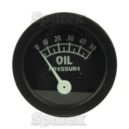 S.61063 Gauge, Oil Pressure, 0-50 Psi, 9n9273a
