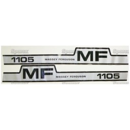 S.61106 Decal, Mf 1105