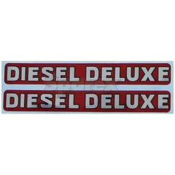 S.61358 Decal Kit, Mf 'Deluxe', Set Of 2