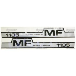 S.61928 Decal Kit, Mf 1135