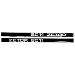 S.64389 Decal Kit 6011, 5911 5351