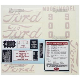 S.66699 Decal Kit, 900 55-57