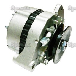 S.67791 Alternator, W/ Pulley, 55 Amp, Ford