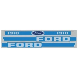 S.67840 Decal - Ford 1310