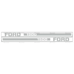 S.67847 Decal - Ford 1900