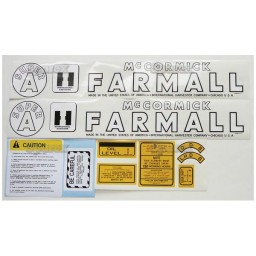 S.70715 Decal Kit, Farmall Super A
