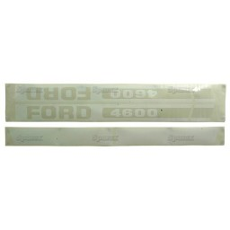 S.8417 Decal Kit, 4600