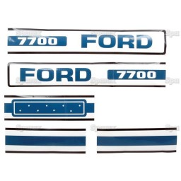 S.8423 Decal Kit, 7700