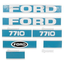 S.8436 Decal Kit, 7710
