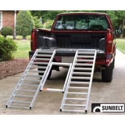 B1AC307 - Loadlite Ramp, Adjustable Trifold