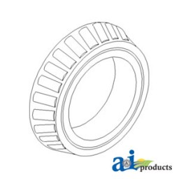 JLM104948-I - Cone, Tapered Roller Bearing