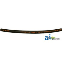 """P100R16-16X50 - PIX 1""""- 2 Wire Compact Hyd Hose (50 Ft.)"""