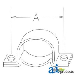 PB47-I - Pillow Block, Pressed Steel