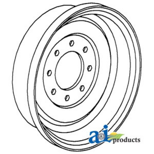 86533415 Drum Brake: 4000 Ford Tractor Differential Diagrams At Galaxydownloads.co