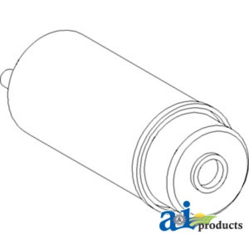 87802927 Filter Fuel 5 Micron