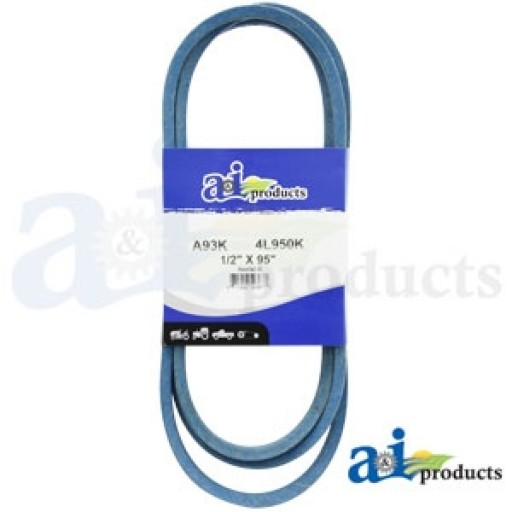 PIRELLI 48X950 made with Kevlar Replacement Belt