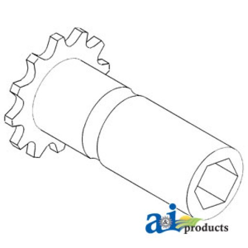 An102382 Sprocket Coupler