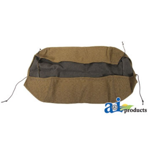 Kioti Tractor Seat Covers : Ar c tie on seat cover original fabric