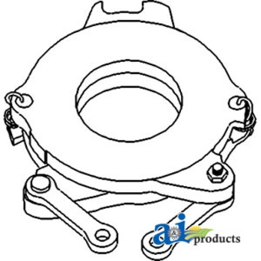 C7nn2n317a Brake Actuating Assembly likewise Ford Sickle Bar Mower Parts in addition Massey Ferguson Power Steering Parts Diagram in addition Farmall 140 Transmission Parts Diagram moreover Wiring Diagram For Bolens Lawn Tractor. on ford sickle bar parts