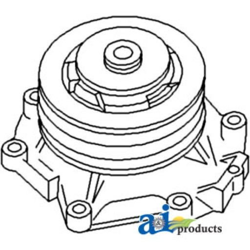 fapn8a513aa   double pulley