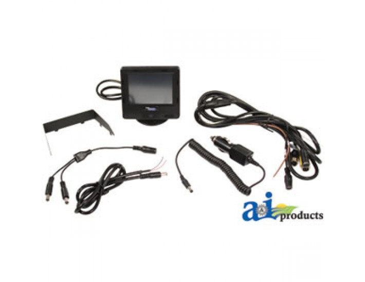 """CabCam Wired 3.5/"""" Digital Color Monitor Fits Universal Products All Models CAL50"""