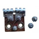 1100-0592 - Resistor Assembly with large screw