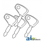 20A829 - IGNITION KEY (4 Pack)