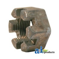 "00020900 - Nut 1-1/8""-12 Slotted"