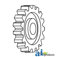 0410228 - Gear, Crankshaft, 4.203